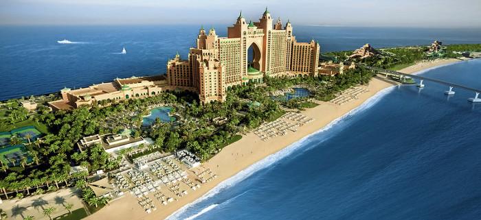 Arabische Emirate – Kombi