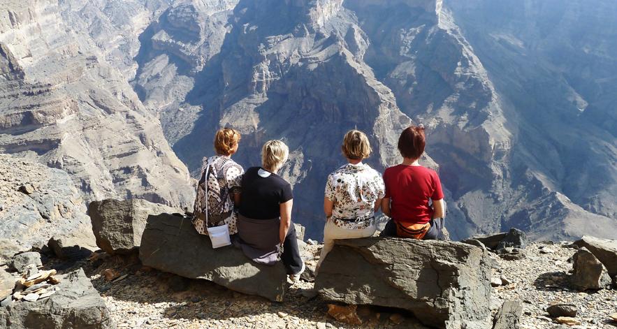 Wandern im Oman_web