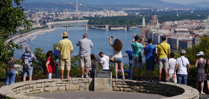Budapest - Fotoshooting von der Fischerbastei_web