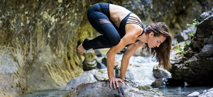 Yoga im Land von 1001 Nacht