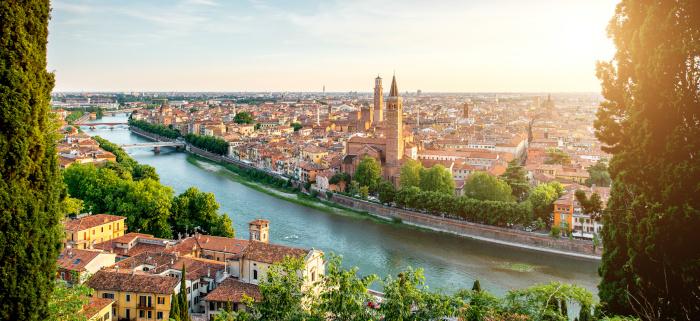 Ellmau grüßt Verona